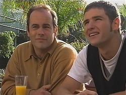 Philip Martin, Luke Handley in Neighbours Episode 2418