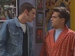 Luke Handley, Mark Gottlieb in Neighbours Episode 2418
