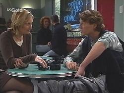 Jen Handley, Brook Allen in Neighbours Episode 2418