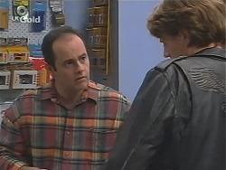 Philip Martin, Brook Allen in Neighbours Episode 2418