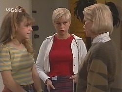 Hannah Martin, Lucy Robinson, Helen Daniels in Neighbours Episode 2419