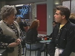 Marlene Kratz, Mark Gottlieb in Neighbours Episode 2419