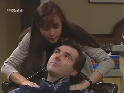 Susan Kennedy, Karl Kennedy in Neighbours Episode 2419
