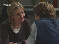 Jen Handley, Brook Allen in Neighbours Episode 2419