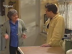 Marlene Kratz, Mark Gottlieb in Neighbours Episode 2420