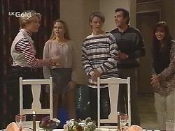 Danni Stark, Libby Kennedy, Billy Kennedy, Karl Kennedy, Susan Kennedy in Neighbours Episode 2420