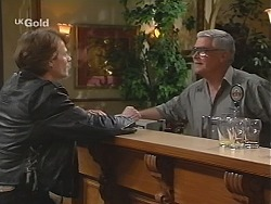 Brook Allen, Lou Carpenter in Neighbours Episode 2421