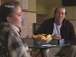 Libby Kennedy, Chris Perdis in Neighbours Episode 2421