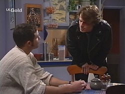 Luke Handley, Brook Allen in Neighbours Episode 2421