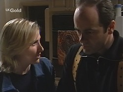 Jen Handley, Philip Martin in Neighbours Episode 2422