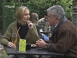 Jen Handley, Lou Carpenter in Neighbours Episode 2422