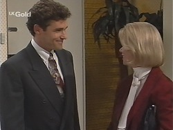 Joel Supple, Helen Daniels in Neighbours Episode 2422