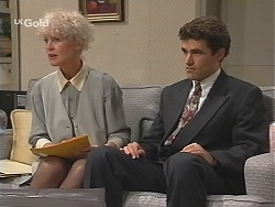 Rosemary Daniels, Joel Supple in Neighbours Episode 2422
