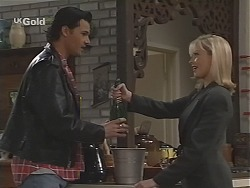 Sam Kratz, Annalise Hartman in Neighbours Episode 2422