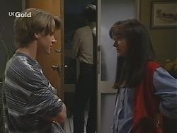 Billy Kennedy, Karl Kennedy, Susan Kennedy in Neighbours Episode 2423