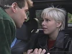 Mark Gottlieb, Lucy Robinson in Neighbours Episode 2423