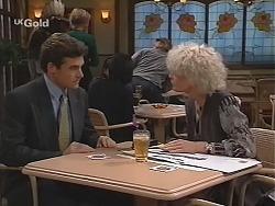 Joel Supple, Rosemary Daniels in Neighbours Episode 2423