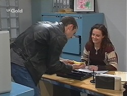 Stonie Rebecchi, Cody Willis in Neighbours Episode 2423