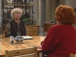 Rosemary Daniels, Cheryl Stark in Neighbours Episode 2423