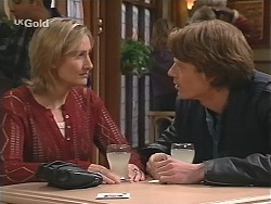 Jen Handley, Brook Allen in Neighbours Episode 2424