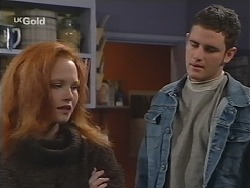 Ren Gottlieb, Luke Handley in Neighbours Episode 2424