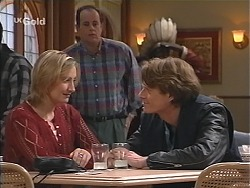 Jen Handley, Philip Martin, Brook Allen in Neighbours Episode 2424