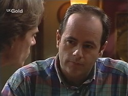 Brook Allen, Philip Martin in Neighbours Episode 2424