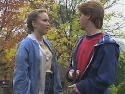 Libby Kennedy, Brett Stark in Neighbours Episode 2425