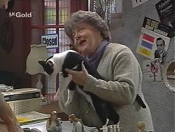 Colonel Parker, Marlene Kratz in Neighbours Episode 2425