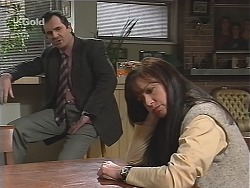 Karl Kennedy, Susan Kennedy in Neighbours Episode 2426