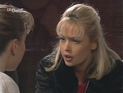 Libby Kennedy, Annalise Hartman in Neighbours Episode 2426