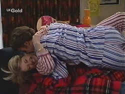 Danni Stark, Malcolm Kennedy in Neighbours Episode 2426
