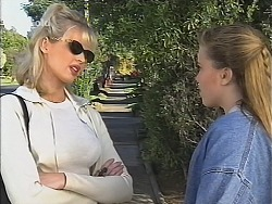 Annalise Hartman, Libby Kennedy in Neighbours Episode 2426
