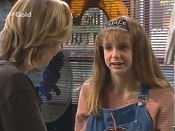 Jen Handley, Hannah Martin in Neighbours Episode 2426