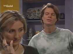 Jen Handley, Brook Allen in Neighbours Episode 2426