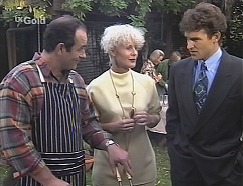 Philip Martin, Rosemary Daniels, Joel Supple in Neighbours Episode 2427