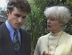 Joel Supple, Rosemary Daniels in Neighbours Episode 2427