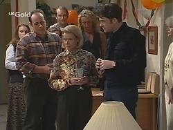 Philip Martin, Chris Perdis, Helen Daniels, Dayle, Nick Loves in Neighbours Episode 2428