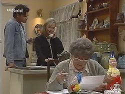 Sam Kratz, Annalise Hartman, Marlene Kratz in Neighbours Episode 2428