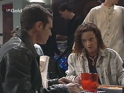 Stonie Rebecchi, Cody Willis in Neighbours Episode 2428