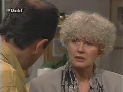 Philip Martin, Rosemary Daniels in Neighbours Episode 2428