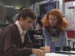 Joel Supple, Ren Gottlieb in Neighbours Episode 2428