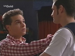 Mark Gottlieb, Luke Handley in Neighbours Episode 2429