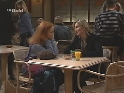 Ren Gottlieb, Jen Handley in Neighbours Episode 2429