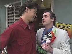 Sam Kratz, Karl Kennedy in Neighbours Episode 2429