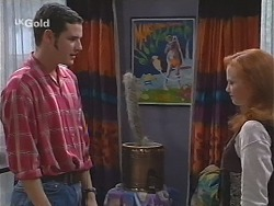 Stonie Rebecchi, Ren Gottlieb in Neighbours Episode 2429