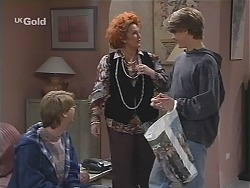 Brett Stark, Cheryl Stark, Danni Stark in Neighbours Episode 2429