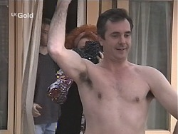 Cheryl Stark, Karl Kennedy in Neighbours Episode 2429
