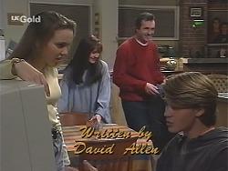 Libby Kennedy, Susan Kennedy, Karl Kennedy, Billy Kennedy in Neighbours Episode 2430