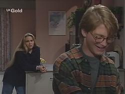 Libby Kennedy, Brett Stark in Neighbours Episode 2430